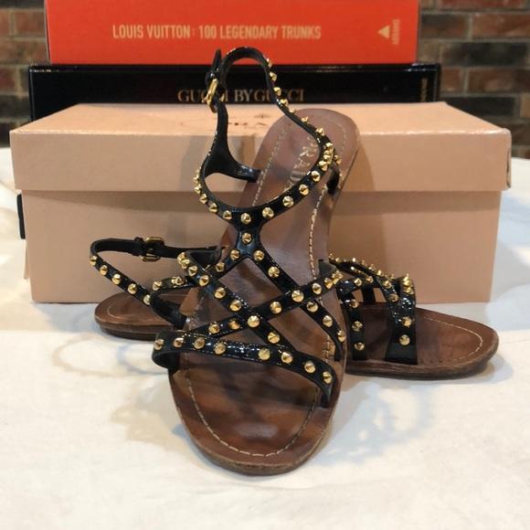 Prada Shoes | Prada Studded Sandals